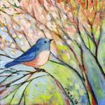 Bluebird by Jennifer Lommers