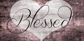 blessed heart pinks
