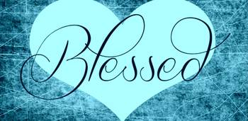blessed heart teals