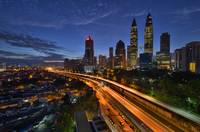 KL City Blue Hour - Revisited