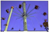 Luna Park Swing - Coney Island - Brooklyn - New Yo
