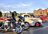 Hot Rod & motorcycles