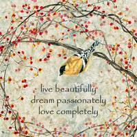 Live Beautifully by Sharon Himes