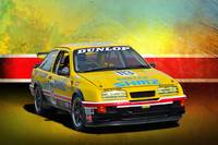 Group A RS500 Ford Sierra
