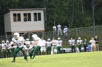 Field goal for proctor goes wide left