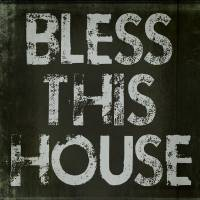 Bless This House 8x8 Art Prints & Posters by Chris & Jen Carey