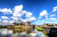 Caerphilly Castle 3