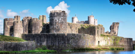 Caerphilly Castle 4