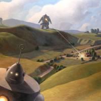 The Plein Air Incident by Mark Bryan
