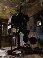 Lost Picture House projector