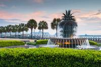 Charleston South Carolina Downtown Waterfront Park