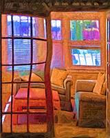 Sun Porch by Kirt Tisdale