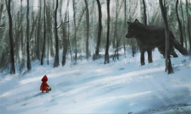 critical analysis of red riding hood Maria tartar's edited version of the classic fairy tales sparked a new interest in me of the story of little red riding hood, and the symbolism portrayed in that tale.