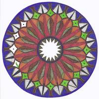 Inner Leaves Mandala