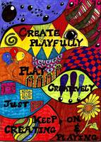 Create Playfully, Play Creatively