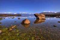 Rocks At Te Anau Downs