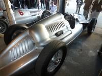 Silver Arrow Goodwood 2012