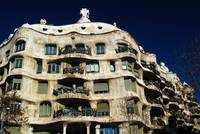 La Pedrera, Early Morning