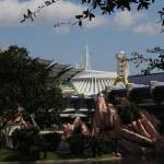 space mountain Prints & Posters