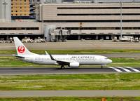 JAL Express B-737/800 TO