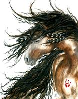 Wind Song Spirit Horse