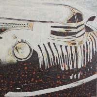 Rust and Memories Art Prints & Posters by Rebecca Mudd