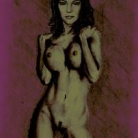 Artistic Beauty Art Prints & Posters by Dan DeMille