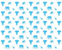 Eelphants Blue