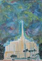 Gilbert LDS Temple1