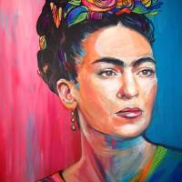 Frida Kahlores Art Prints & Posters by Gilly Brennan