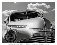 1941 Chevrolet Black & White