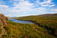 Porcupine Mountains - Lake of the Clouds