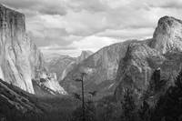 Tunnel View before the storm (Yosemite)