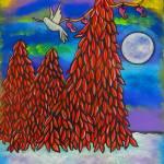 Peace Flew In II by Juli Cady Ryan