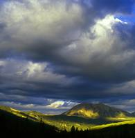 'Crested Butte' Colorado