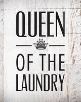Queen of the Laundry