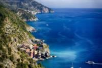 Cinque Terre Towns Along the Coast