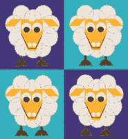 4 SLEEP SHEEP for Fabric Design_PSP