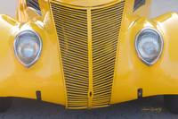 1937 FORD COUPE FRONT END
