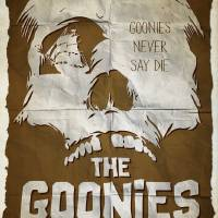 """The Goonies"" by RyanBlackDesigns"
