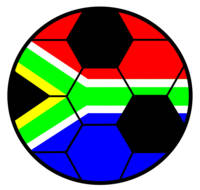 South African Soccer Ball at 2010 FIFA World Cup S