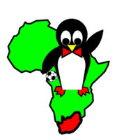 Sure Penguins in South Africa at 2010 FIFA World C