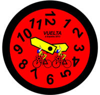 The Clock is ticking Vikings dominates the VUELTA