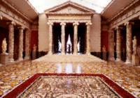 The Ceremonial Hall at the New Carlsberg Glyptotek