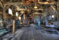 Machine Shop, Ghost Town of Bodie
