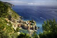 Ligurian Coast at Vernazza
