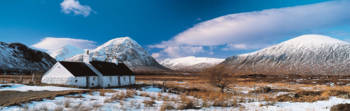 Rock Cottage Glencoe Highlands Scotland