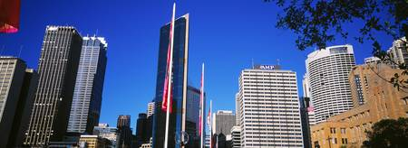 Central Business District Sydney Australia