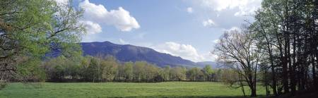 Cades Cove Great Smoky Mtns National Park TN