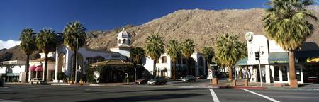 Downtown Palm Springs CA